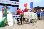 Team Brazil: ISA/ Michael Tweddle