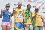Team Brazil. Credit: ISA/ Rommel Gonzales