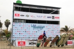 2013 ISA World Longboard Championship Podium. Credit: ISA/ Michael Tweddle