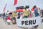 Aloha Cup Team Peru. Credit: ISA/ Rommel Gonzalez