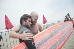 Benoit Clemente and Phil Rajzman. Credit: ISA/ Rommel Gonzalez
