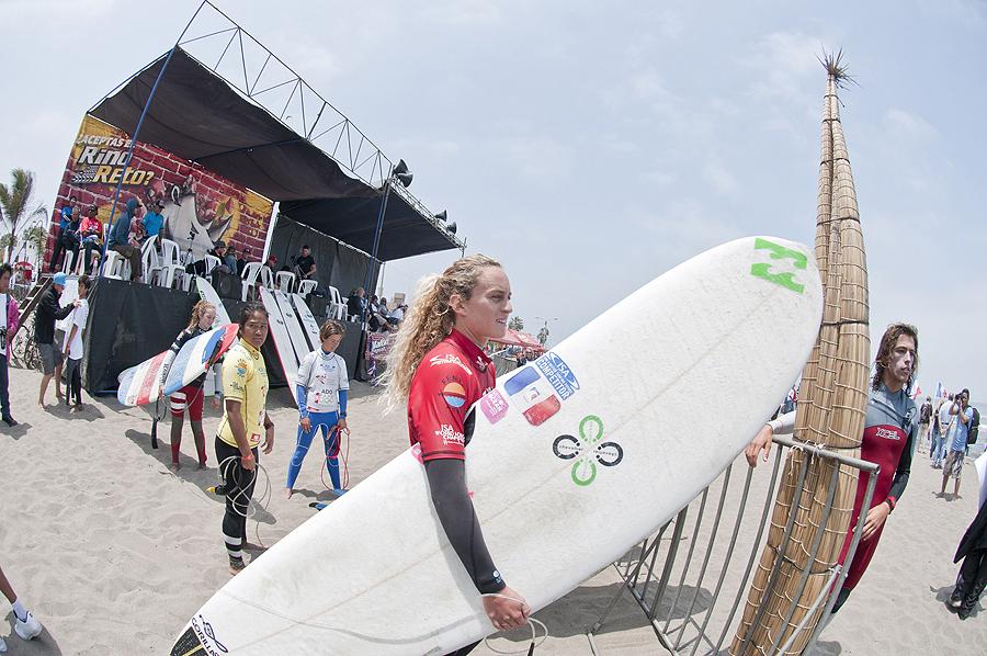 Women Final. Credit: ISA/ Rommel Gonzales