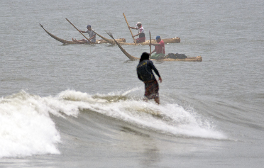 Free Surfing. Credit: ISA/ Rommel Gonzales