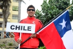 Team Chile. Credit: ISA/ Michael Tweddle