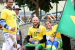 Team Brazil. Credit: ISA/ Michael Tweddle