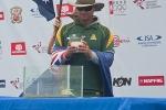 Ian Bell from Team Australia. Credit: ISA/ Rommel Gonzales