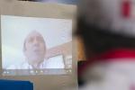 ISA President Fernando Aguerre via Skype from Argentina. Credit: ISA / Rommel Gonzales