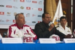 Ricardo Kaufman, Enrique Castillo and Walter Leyton Arismendis. Credit: ISA/ Rommel Gonzales