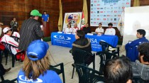 Press Conference – Huanchaco, Trujillo