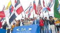 Ceremonia de Apertura ISA World Longboard Championship 2013