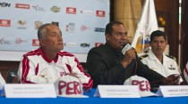 Press Conference 2013 ISA World Longboard Championship – Huanchaco, Trujillo