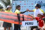 Team Peru: ISA/ Michael Tweddle