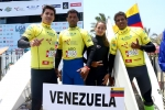 Team Venezuela: ISA/ Michael Tweddle