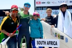 Team South Africa: ISA/ Michael Tweddle