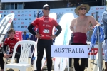 Team Australia: ISA/ Michael Tweddle
