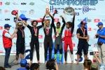 Team France Gold Medal 2013 ISA World Longboard Championship. Credit: ISA/ Michael Tweddle