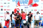 Team Peru Silver Medal Aloha Cup. Credit: ISA/ Michael Tweddle
