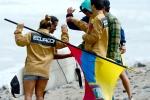 Team Ecuador. Credit: ISA/ Michael Tweddle
