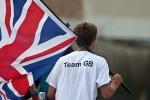 Team Great Britain. Credit: ISA/ Rommel Gonzales