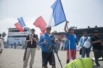 Team France. Credit: ISA/ Rommel Gonzalez