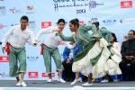 Afro Peruvian Dance. Credit: ISA/ Michael Tweddle