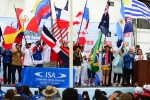 Opening Ceremony. Credit: ISA/ Michael Tweddle