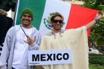 Team Mexico. Credit: ISA/ Michael Tweddle