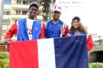 Team Dominican Republic. Credit: ISA/ Michael Tweddle