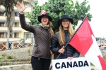 Team Canada. Credit: ISA/ Michael Tweddle