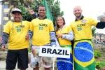 Team Brazil. Credit: ISA/ Michael Tweddle