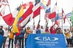 Open Ceremony. Credit: ISA/ Rommel Gonzales