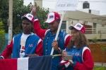 Team Dominican Republic. Credit: ISA/ Rommel Gonzales