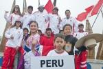 Team Peru. Credit: ISA/ Rommel Gonzales