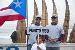 Guaili Ramierez and Fernando L. Guzman Hau  from Team Puerto Rico. Credit: ISA/ Rommel Gonzales