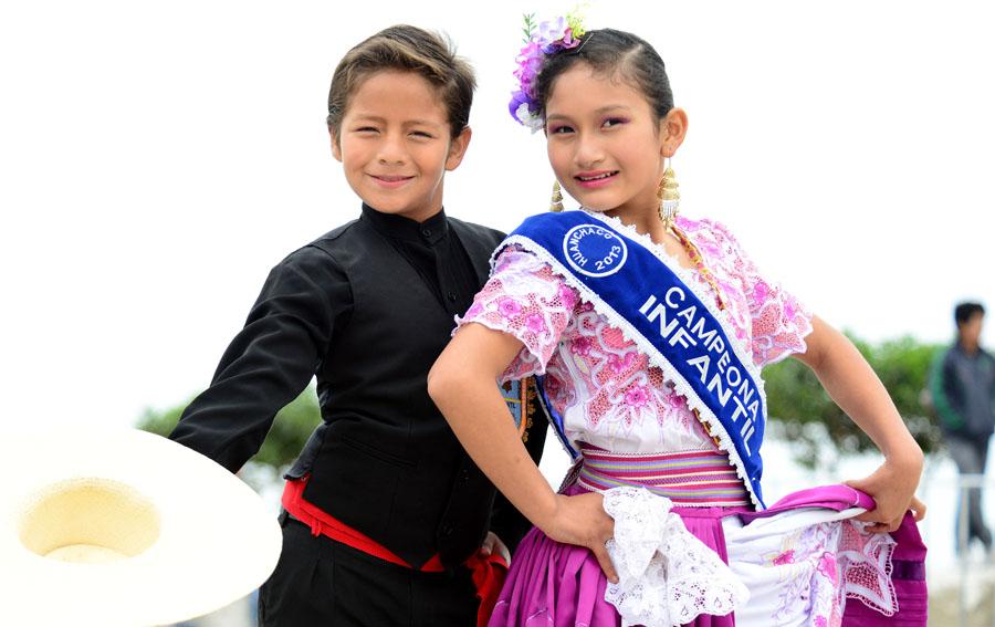 Suegey Urcia y Carlos Correa. Credit: ISA/ Michael Tweddle