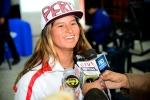 Team Peru Karen Mendiguetti. Credit: ISA/ Michael Tweddle