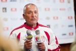 Peru Coach Ricardo Kauffman. Credit: ISA/ Rommel Gonzales