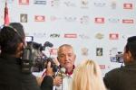 Coach Peru Ricardo Kauffman at the Press Conference ISA WLC 2013. Credit: ISA/ Rommel Gonzales