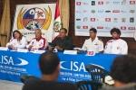 Press Conference Panelist. Credit: ISA/ Rommel Gonzales