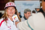 Team Peru Karen Mendiguetti. Credit: ISA/ Rommel Gonzales