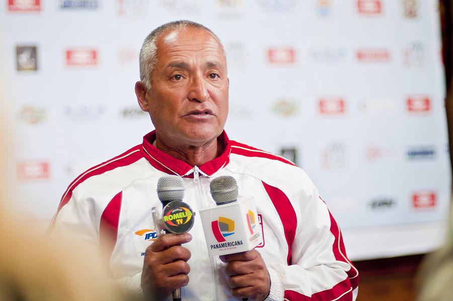 Peru Couch Ricardo Kauffman. Credit: ISA/ Rommel Gonzales