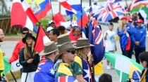 Video Highlight of Opening Ceremony 2013 ISA World Longboard Championship