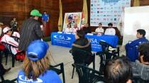 Press Conference – Huanchaco, Trujillo