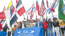 Open Ceremony 2013 ISA World Longboard Championship